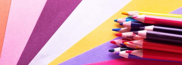 Art supplies for school.